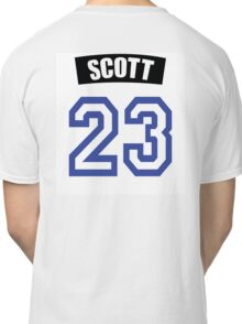 One Tree Hill Nathan Scott Jersey Classic T-Shirt