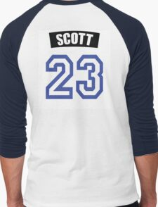 One Tree Hill Nathan Scott Jersey Men's Baseball ¾ T-Shirt