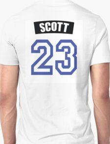 One Tree Hill Nathan Scott Jersey T-Shirt