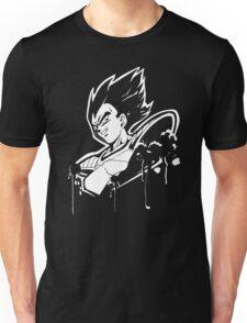 Vegeta Saiyan Unisex T-Shirt