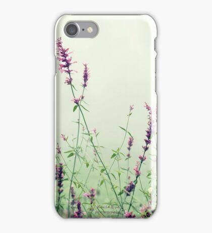 Floral Mist  iPhone Case/Skin