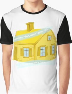House of gold. Graphic T-Shirt