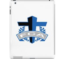 FCA - Air Force Academy Colors iPad Case/Skin