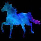 Galaxy Horse by Jessica Caldwell