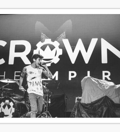 crown the empire Sticker