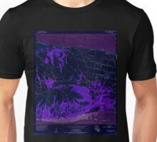 USGS TOPO Map Hawaii HI Molokai Airport 349597 1952 24000 Inverted Unisex T-Shirt