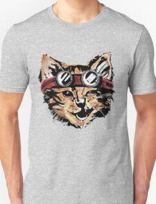 Punk Cat Unisex T-Shirt