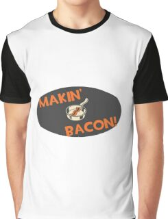 Makin' Bacon Graphic T-Shirt