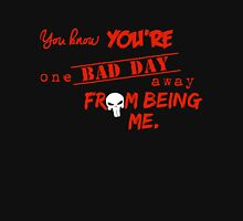 Daredevil - Punisher One Bad Day r Unisex T-Shirt