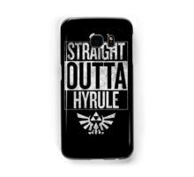 Straight Outta Hyrule Samsung Galaxy Case/Skin