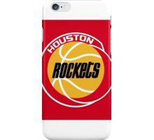 Houston Rockets iPhone Case/Skin
