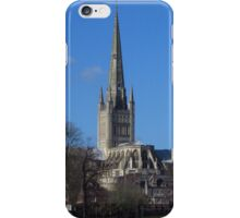 Medieval Gem; Norwich Cathedral iPhone Case/Skin