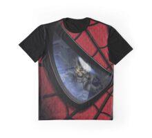 Spiderman Green Goblin  Graphic T-Shirt