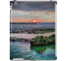 Hauula Gator pond iPad Case/Skin