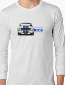 1965 Ford Mustang Shelby GT350 Long Sleeve T-Shirt