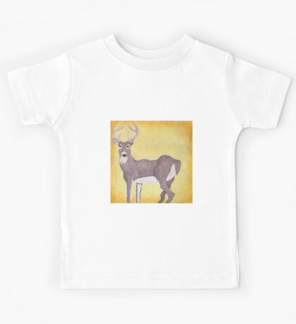 Deer in  Headlights Kids Tee