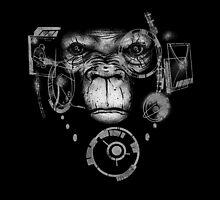 Iron Apes by bykai