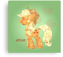 My Little Pony: Applejack Canvas Print