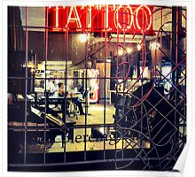 Get your Tattoo on Poster