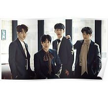 cnblue blueming 1 Poster