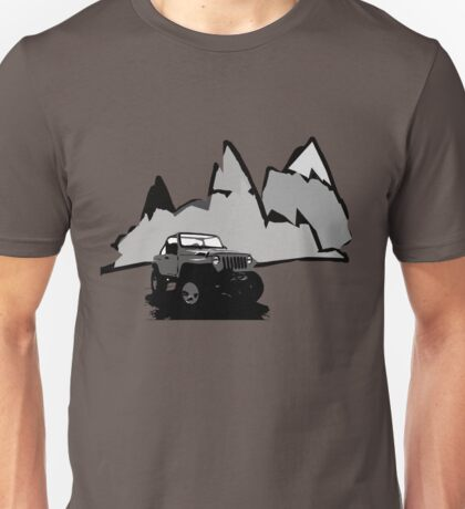 Jeeping It!  Unisex T-Shirt