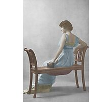 Grecian Fashion Photographic Print
