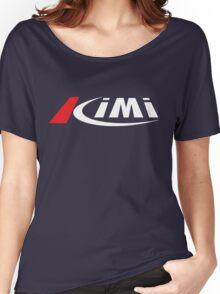 top kimi raikkonen vintage Women's Relaxed Fit T-Shirt