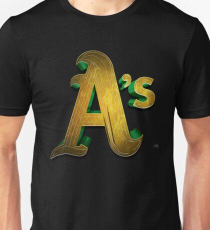 A's MOS Unisex T-Shirt