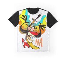 HA! Graphic T-Shirt