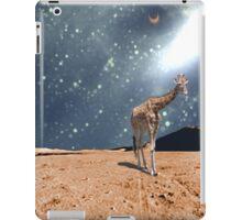 left behind.... by Anne Winkler iPad Case/Skin
