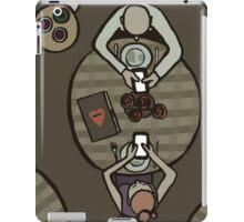 crazy @ devices iPad Case/Skin