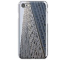Photography of tall twisted building from Dubai, United Arab Emirates. iPhone Case/Skin