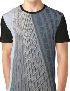 Photography of tall twisted building from Dubai, United Arab Emirates. Graphic T-Shirt