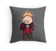 Cullen chibi Throw Pillow