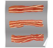 Bacon^3 Poster