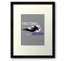 Hunters Framed Print