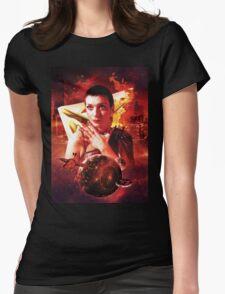 MAXIMUM Power Womens Fitted T-Shirt