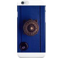 Fancy Door Knob  iPhone Case/Skin