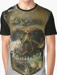 Skull No.2 Graphic T-Shirt