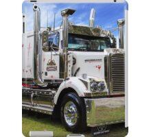 Gumdale Western Star iPad Case/Skin