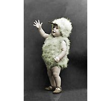Little Chubby Chick Photographic Print