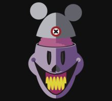 Zombie Mouse Kids Tee