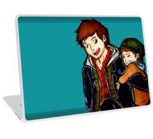Adorable Bros  Laptop Skin