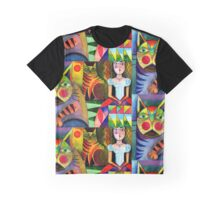 My cats and I Graphic T-Shirt