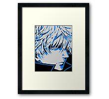 Sakata Gintoki Framed Print