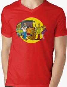 THE DREAM TEAM Mens V-Neck T-Shirt