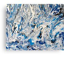 Arctic Frenzy Canvas Print