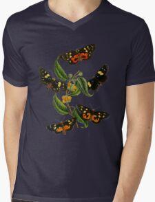 TIR - Butterfly-2 Mens V-Neck T-Shirt