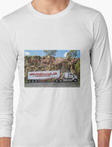 Gumdale Truck Trailer 2 Long Sleeve T-Shirt