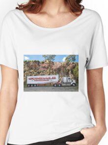 Gumdale Truck Trailer 2 Women's Relaxed Fit T-Shirt